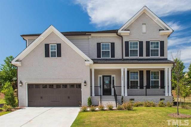 1849 Amberly Ledge Way #43, Cary, NC 27519 (#2328989) :: Dogwood Properties