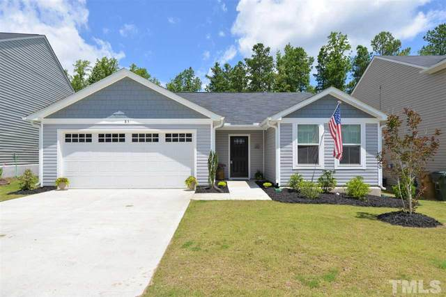 85 E Lumber Court, Clayton, NC 27520 (MLS #2330280) :: The Oceanaire Realty