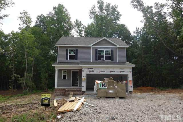 20 Otter Court, Youngsville, NC 27596 (#2331017) :: Spotlight Realty