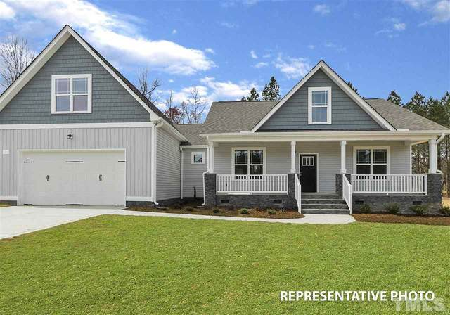 400 Heart Pine Drive, Wendell, NC 27591 (#2331059) :: RE/MAX Real Estate Service