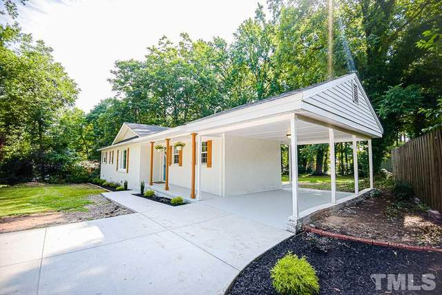 904 Evans Drive, Sanford, NC 27330 (#2331692) :: The Jim Allen Group