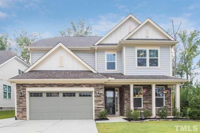 2325 Redbud Tree Drive, Apex, NC 27539 (#2332323) :: Dogwood Properties