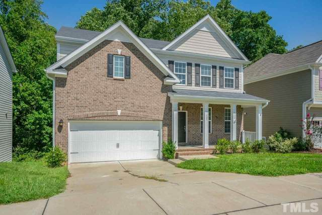 125 Spring Pine Lane, Holly Springs, NC 27540 (#2332557) :: The Rodney Carroll Team with Hometowne Realty