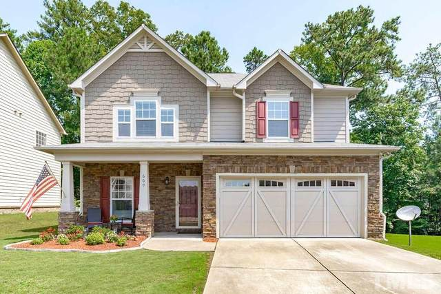 609 October Glory Lane, Apex, NC 27539 (#2332700) :: Marti Hampton Team brokered by eXp Realty