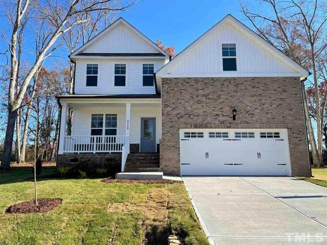 8608 Deep Elm Drive #60, Wake Forest, NC 27587 (#2334158) :: Real Estate By Design