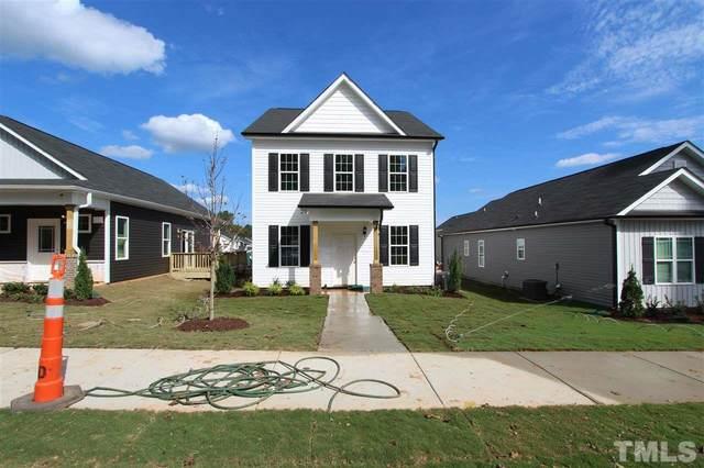157 E Wilson Street, Clayton, NC 27520 (#2334413) :: The Beth Hines Team