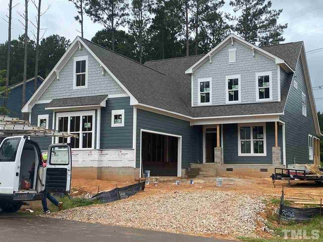 7437 Laurel Crest Drive #711, Wake Forest, NC 27587 (#2334730) :: The Rodney Carroll Team with Hometowne Realty
