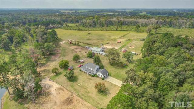 2731 The Ave, Clinton, NC 28328 (#2335075) :: Marti Hampton Team brokered by eXp Realty
