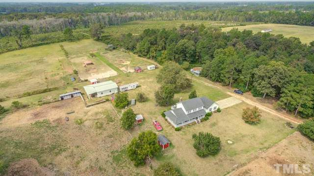 2625 The Ave, Clinton, NC 28328 (#2335109) :: Marti Hampton Team brokered by eXp Realty
