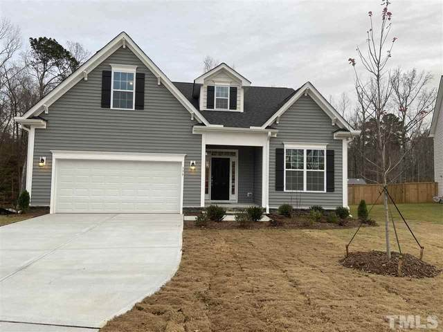 179 Rossell Park Circle, Garner, NC 27529 (#2335604) :: Sara Kate Homes