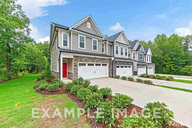 122 Orvis Drive #5, Holly Springs, NC 27540 (#2335631) :: Realty World Signature Properties