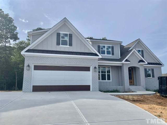 208 Utley Bluffs Drive, Holly Springs, NC 27540 (#2336769) :: Bright Ideas Realty