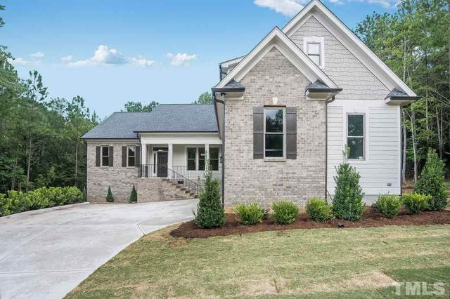 84 Cabin Creek Drive, Pittsboro, NC 27312 (#2337010) :: The Jim Allen Group
