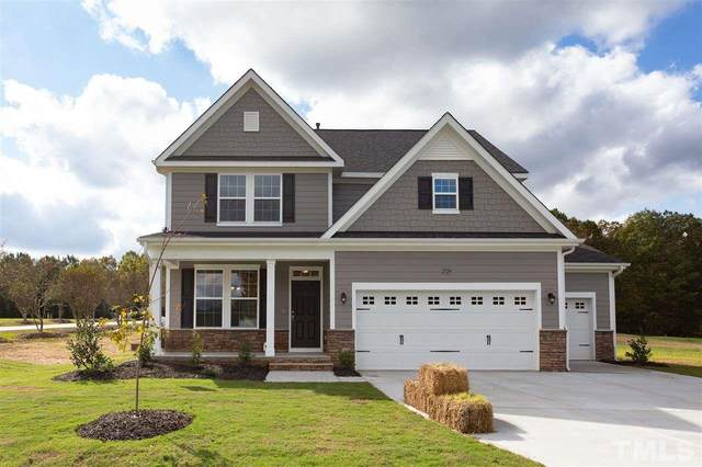 2724 Oxford Bluff Drive, Wake Forest, NC 27587 (#2338257) :: Realty World Signature Properties