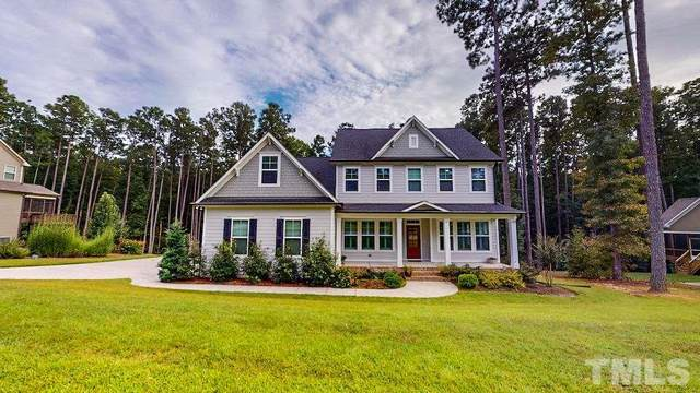 180 Running Springs Court, Clayton, NC 27527 (#2338336) :: The Rodney Carroll Team with Hometowne Realty