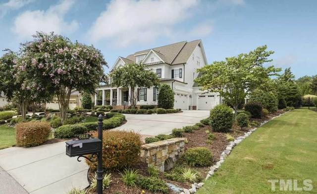 6812 Piershill Lane, Cary, NC 27519 (#2338397) :: Raleigh Cary Realty