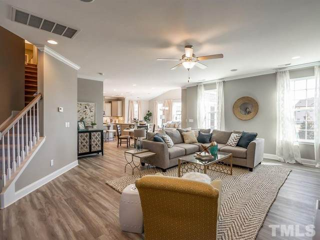 52 Eclipse Court #41, Willow Spring(s), NC 27529 (#2338769) :: Realty World Signature Properties