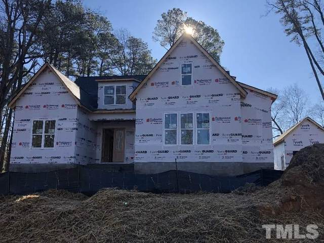 1024 Harrison Ridge Road, Wake Forest, NC 27587 (#2338850) :: Triangle Just Listed