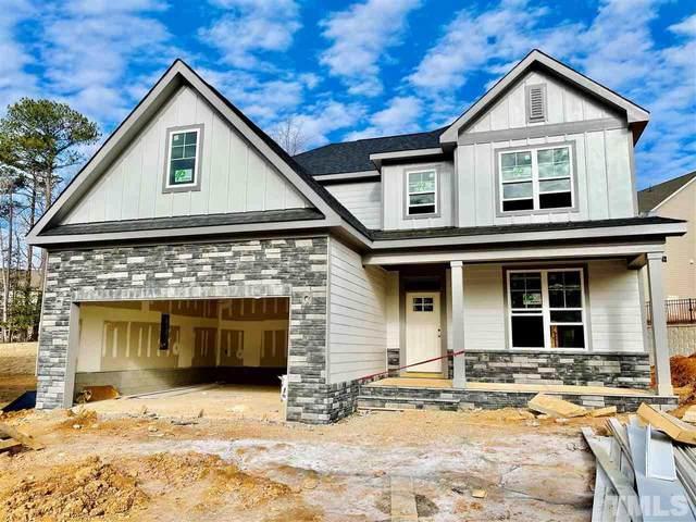 74 Maximus Circle Lot 371 (Ash/C), Garner, NC 27529 (#2340062) :: Real Properties