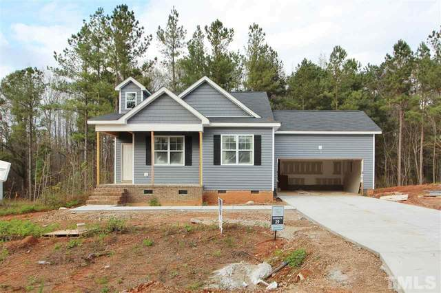 18 Friendly Circle, Middlesex, NC 27557 (#2341121) :: Real Estate By Design