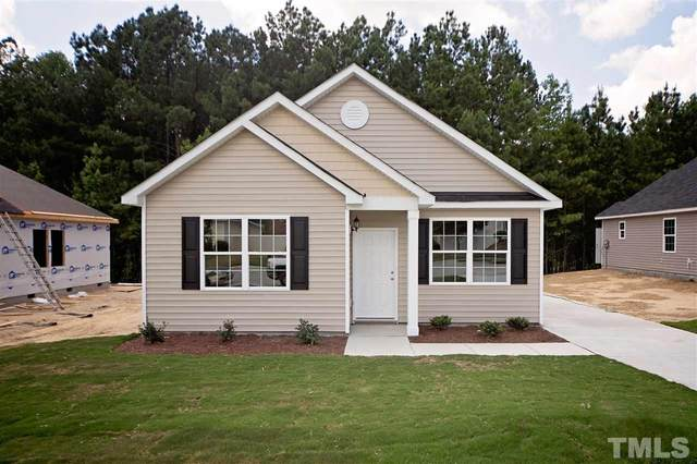 160 Shamrock Court, Rocky Mount, NC 27804 (#2342040) :: Triangle Just Listed
