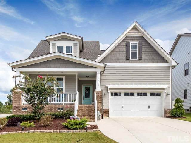 2528 Glade Mill Court, Fuquay Varina, NC 27526 (#2342198) :: Masha Halpern Boutique Real Estate Group