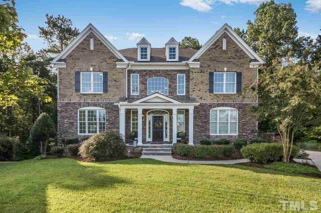 6 Misty Pond Court, Durham, NC 27713 (#2343106) :: Bright Ideas Realty