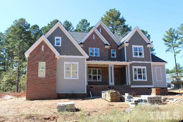 2716 Trifle Lane, Wake Forest, NC 27587 (#2343282) :: The Beth Hines Team