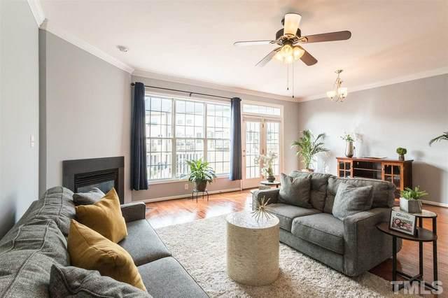 601 Mallory Lane #8, Durham, NC 27713 (#2343306) :: Masha Halpern Boutique Real Estate Group