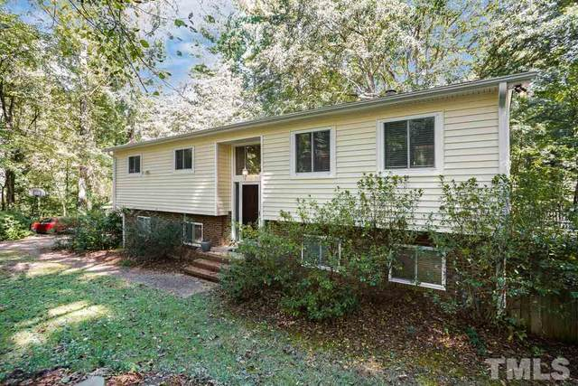 302 Azalea Drive, Chapel Hill, NC 27517 (#2343446) :: M&J Realty Group