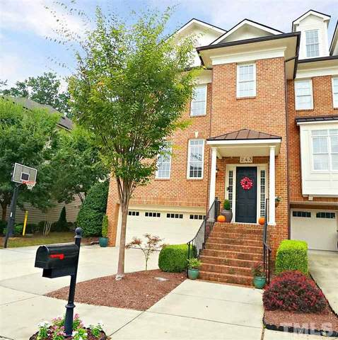 243 Penley Circle, Raleigh, NC 27609 (MLS #2343485) :: The Oceanaire Realty