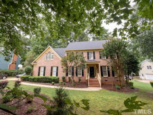 125 Haringey Drive, Raleigh, NC 27615 (#2343763) :: Bright Ideas Realty
