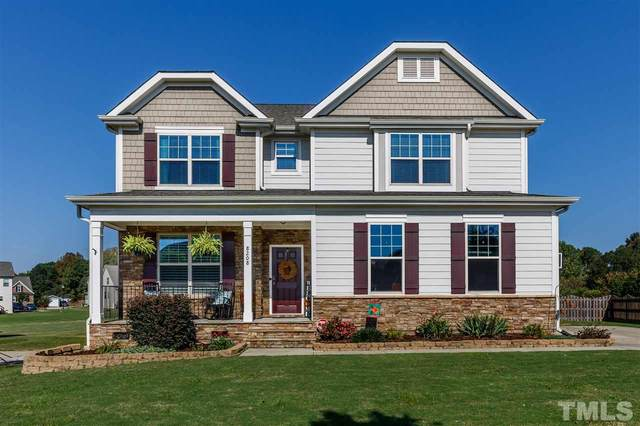 8208 Cannon Grove Drive, Willow Spring(s), NC 27592 (#2344256) :: Saye Triangle Realty