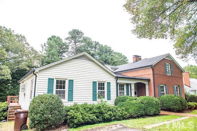 220 Crestwood Drive, Roxboro, NC 27573 (MLS #2344324) :: The Oceanaire Realty