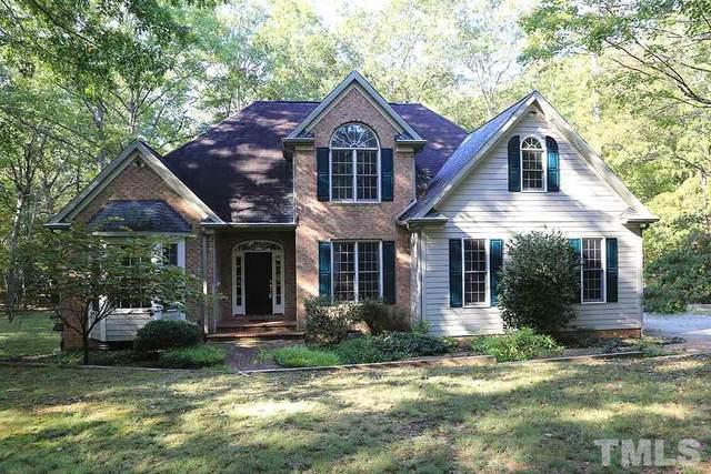3401 Iva Ada Drive, Hillsborough, NC 27278 (#2344841) :: Realty World Signature Properties