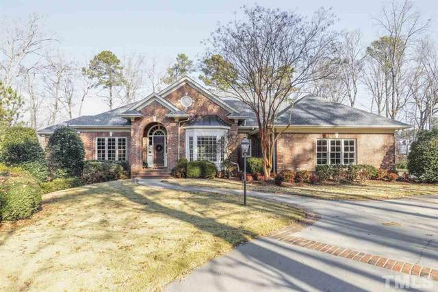 114 Kendleton Place, Cary, NC 27518 (#2345293) :: Marti Hampton Team brokered by eXp Realty