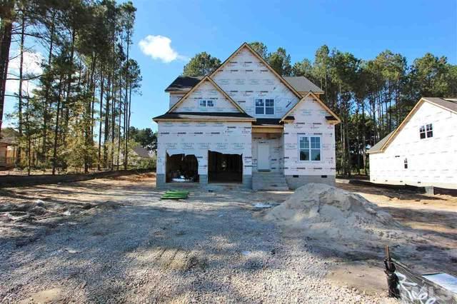1303 Kirkhill Drive, Wendell, NC 27591 (#2345421) :: Realty World Signature Properties