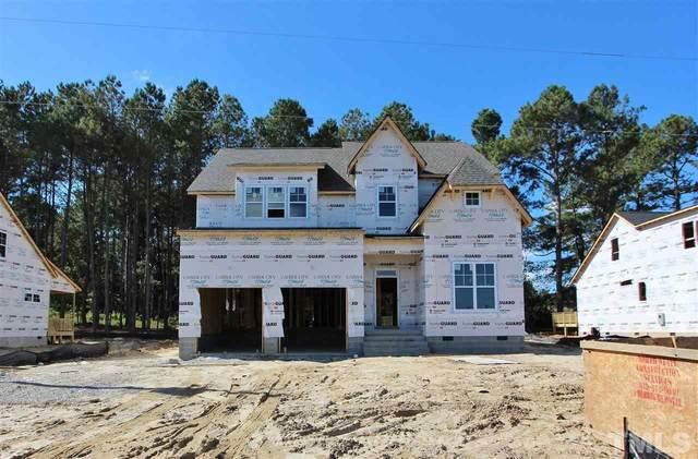 1309 Kirkhill Drive, Wendell, NC 27591 (#2345660) :: Realty World Signature Properties