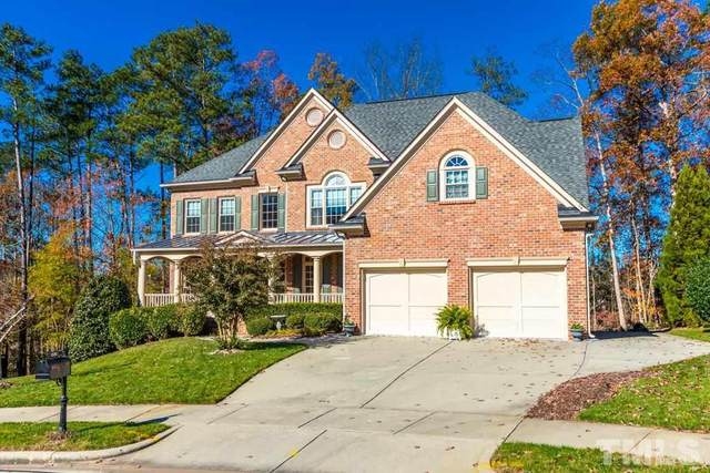 2125 Crigan Bluff Drive, Cary, NC 27513 (MLS #2346477) :: On Point Realty