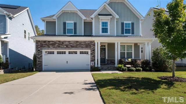 116 Mystwood Hollow Circle, Holly Springs, NC 27540 (#2346905) :: RE/MAX Real Estate Service