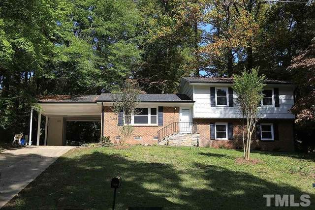 802 Prince Street, Cary, NC 27511 (#2347197) :: Realty World Signature Properties