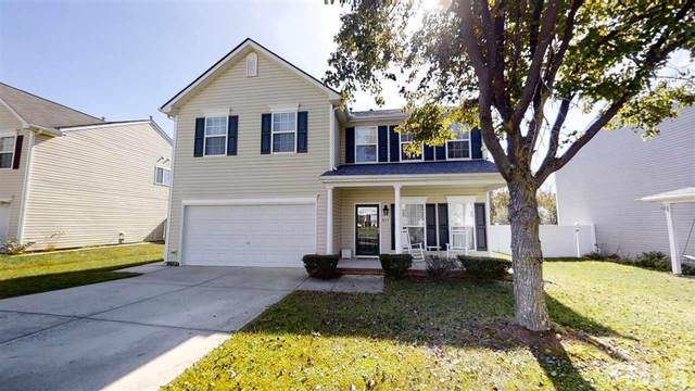833 Stackhurst Way, Wake Forest, NC 27587 (#2347980) :: Bright Ideas Realty