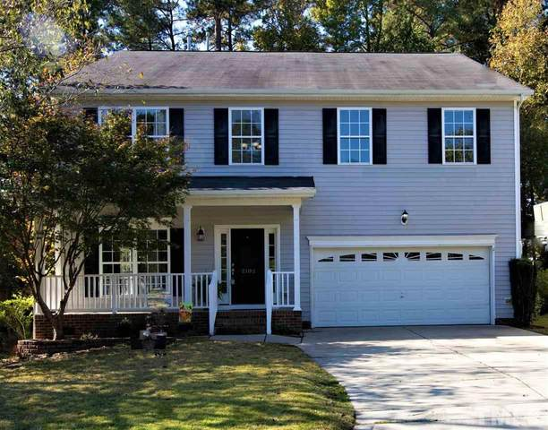 2102 Pilot Mountain Court, Apex, NC 27502 (#2348187) :: The Jim Allen Group