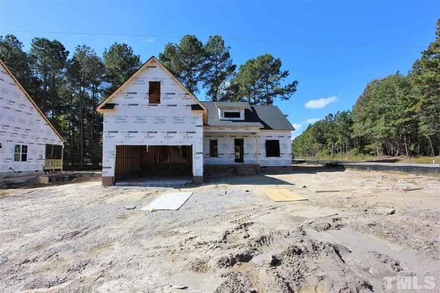 1311 Kirkhill Drive, Wendell, NC 27591 (#2348205) :: Realty World Signature Properties