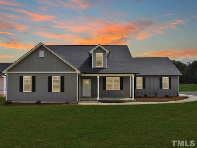 10369 Claude Lewis Road Lot 1, Middlesex, NC 27557 (#2348378) :: Triangle Just Listed
