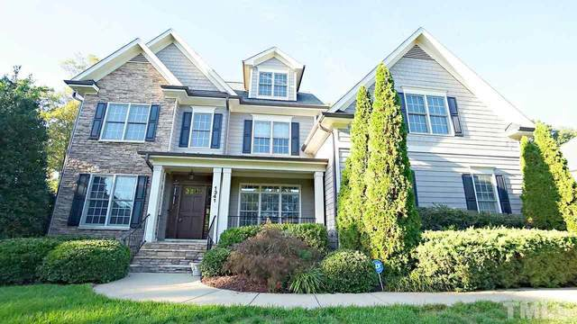 1341 Heritage Heights Lane, Wake Forest, NC 27587 (#2348481) :: Dogwood Properties