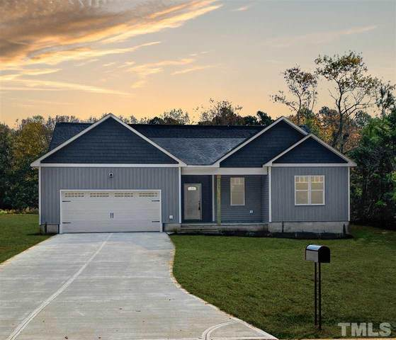 10387 Claude Lewis Road Lot 2, Middlesex, NC 27557 (#2348530) :: Triangle Just Listed