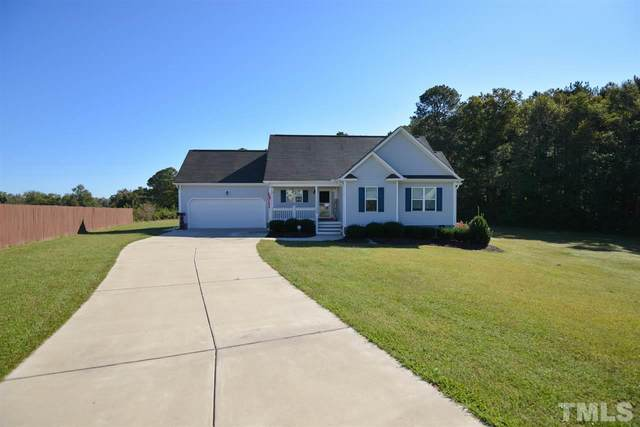 103 Hunters Point Court, Angier, NC 27501 (#2348724) :: Realty World Signature Properties