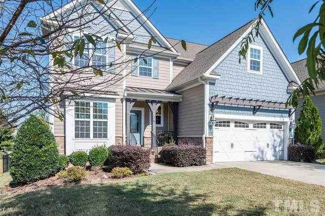 304 Silver Bluff Street, Holly Springs, NC 27540 (#2349000) :: Realty World Signature Properties