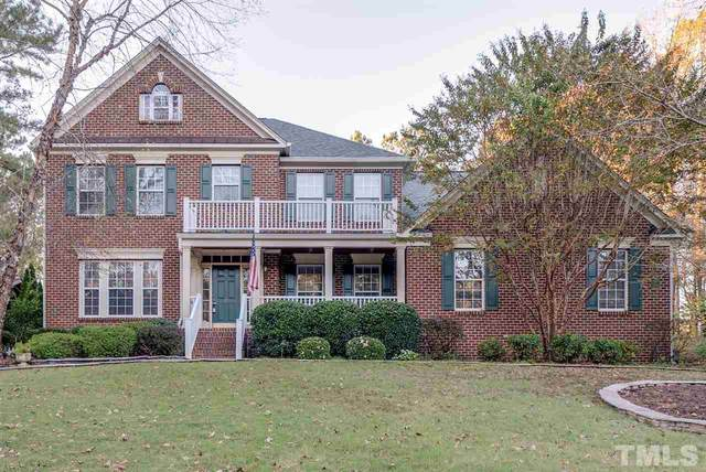5205 Mill Dam Road, Wake Forest, NC 27587 (#2349430) :: Triangle Just Listed